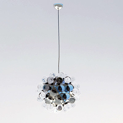 3d max suspended lamp