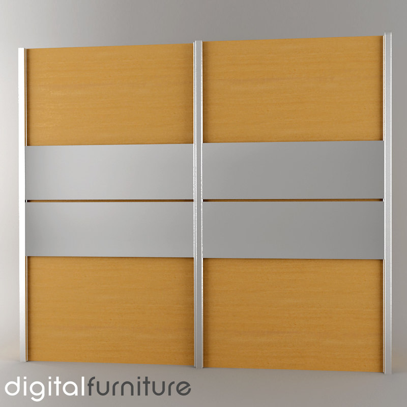 3d wardrobe furniture