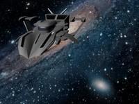 maya fighter spacecraft