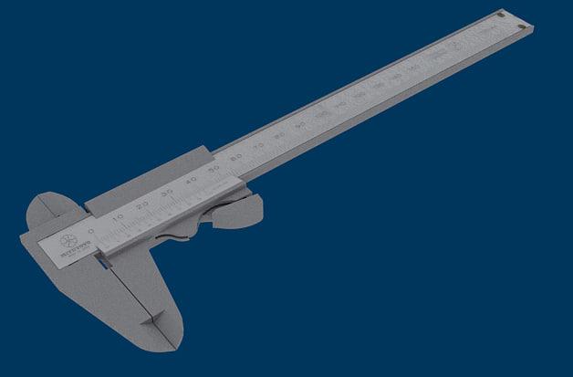 instrument caliper max