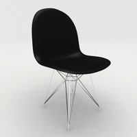 eames chair.3DS