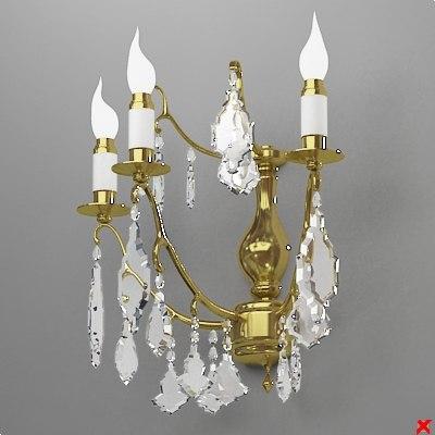 maya wall lamp