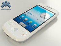 htc magic vodafone edition 3d model