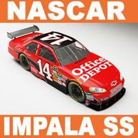 NASCAR Chevy Impala SS Stewart