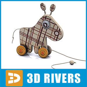 baby toy pull 3d 3ds