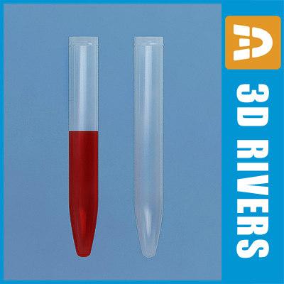 medical flask sample 3d 3ds