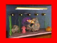 Aquarium fryrender