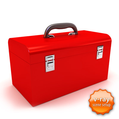 red toolbox 3ds