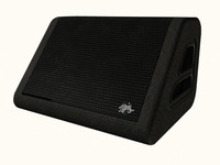 3d claire brothers stage monitor model