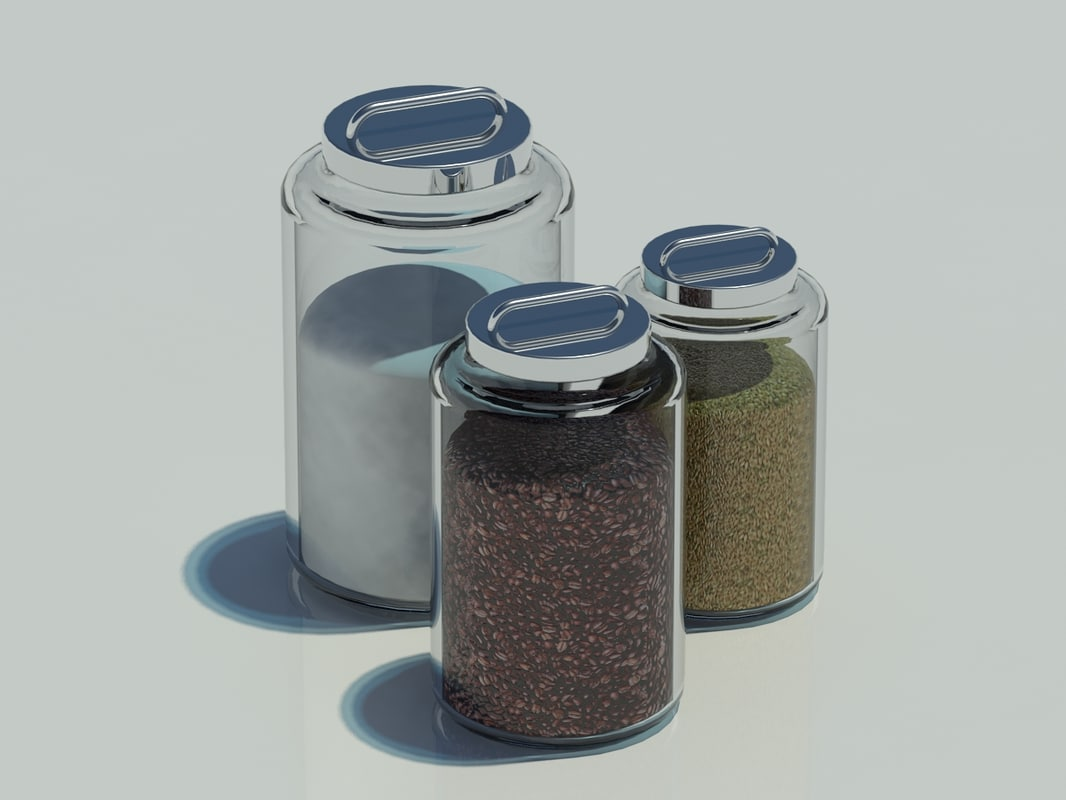 max kitchen canisters