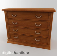 Chest of drawers 01