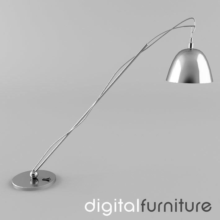 desk lamp 3d 3ds