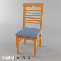 obj dining chair