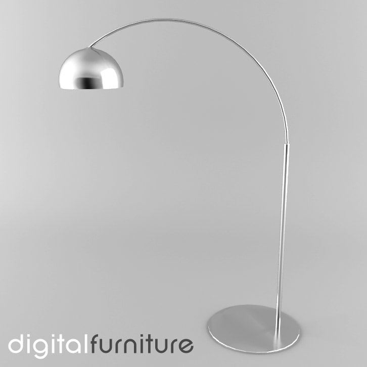 floor lamp 3d 3ds