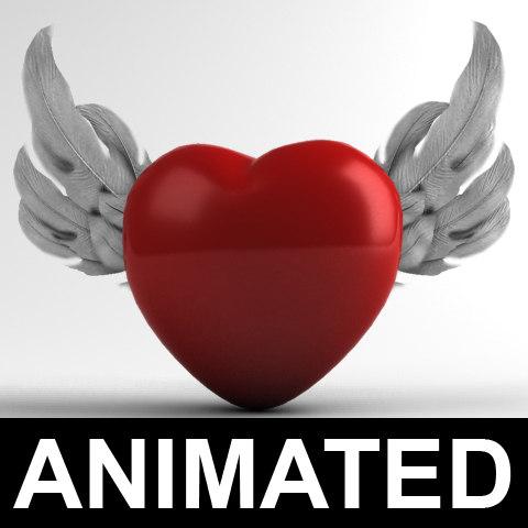 maya heart wings