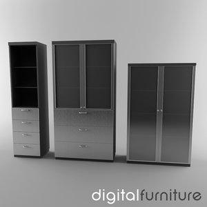 3d office storage