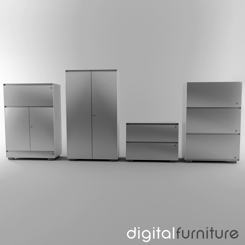 office storage 3d lwo