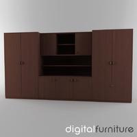 office storage 3d model