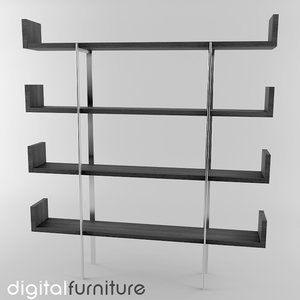 3d sideboard digital