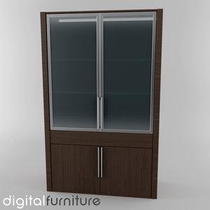 3dsmax sideboard digital
