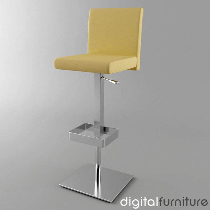 stool digital dxf