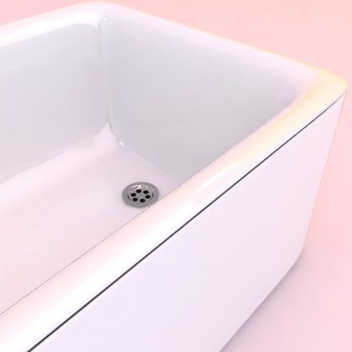 3ds bath interior