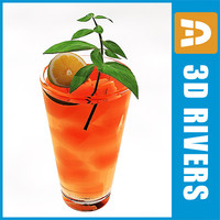 Long island iced tea by 3DRivers