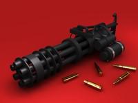 max gatling gun