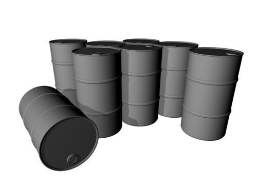 max oil barrel