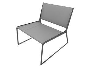 design chair 3d 3ds