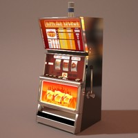 Slot machine_fire