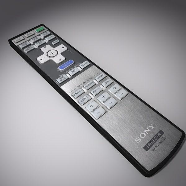 3d remote