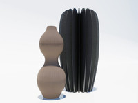 vases ceramic 3d 3ds