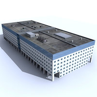 max industrial building