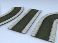 Street Segment 3D Models