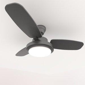 ceiling fan c4d