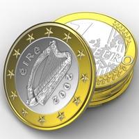 coin 1 euro ireland max