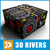 Gift wrap 31 by 3DRivers
