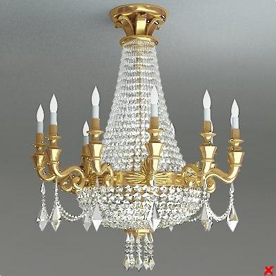 chandelier luster light max