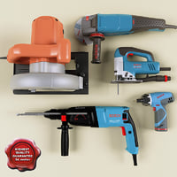 Power tools collection V2