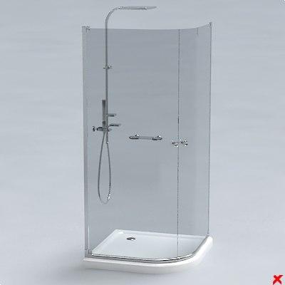 shower cabin max