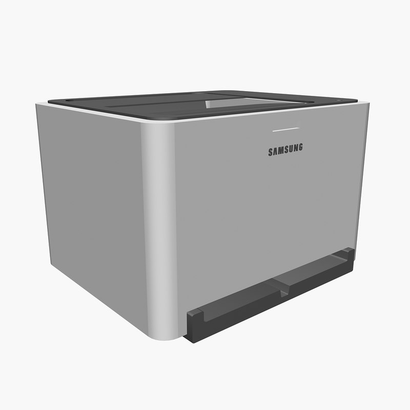 samsung printer 3d model