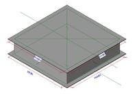 3d model vcd flange
