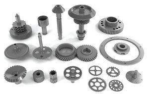 assorted gears max