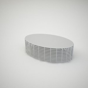 3ds max small cofee table