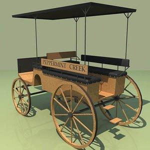 3d max carts cart