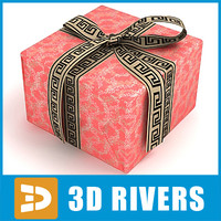 Gift wrap 02 by 3DRivers