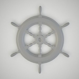 3d model helm