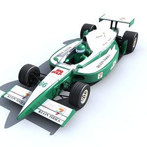 indy race car 3d 3ds