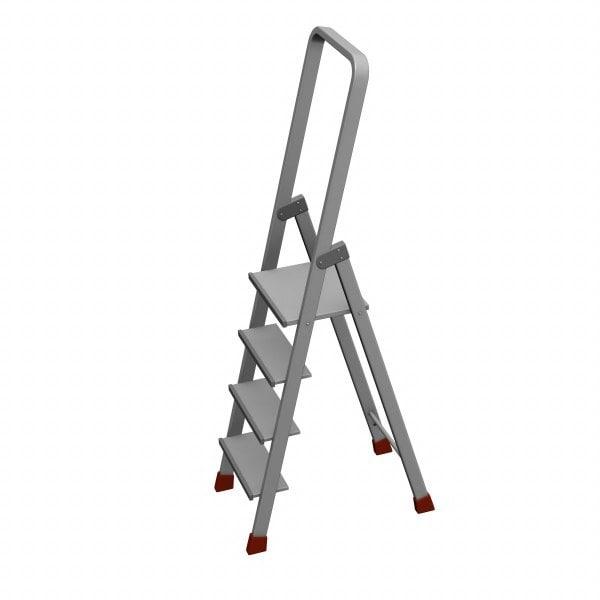 3ds ladder stepladder